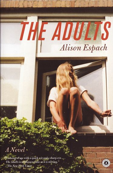 Loved this! The Adults by Alison Espach -  In her ruefully funny and wickedly perceptive debut novel, Alison Espach deftly dissects matters of the heart and captures the lives of children and adults as they come to terms with life, death, and love. At the center of this affluent suburban universe is Emily Vidal, a smart and snarky teenager, who gets involved in a suspect relationship with one of the adults after witnessing a suicide in her neighbourhood.
