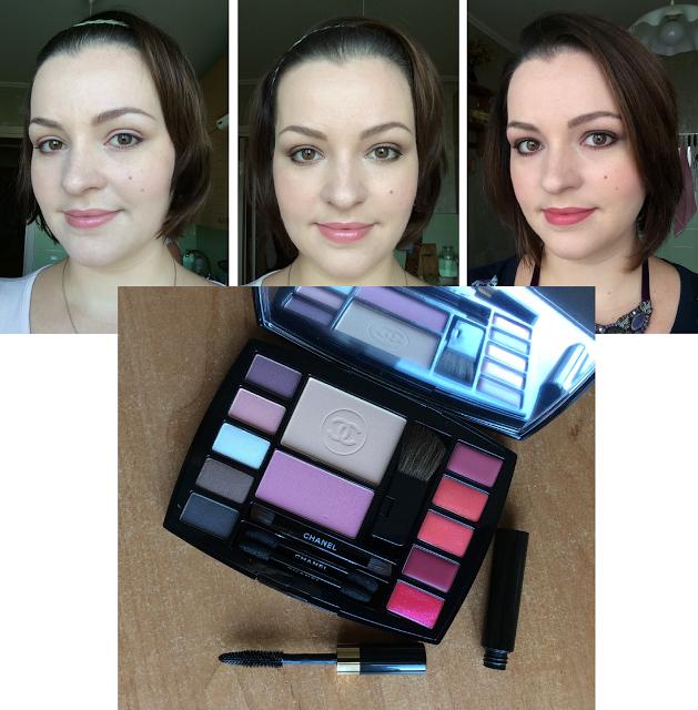 Chanel Travel Makeup Palette 2015 in Destination Review