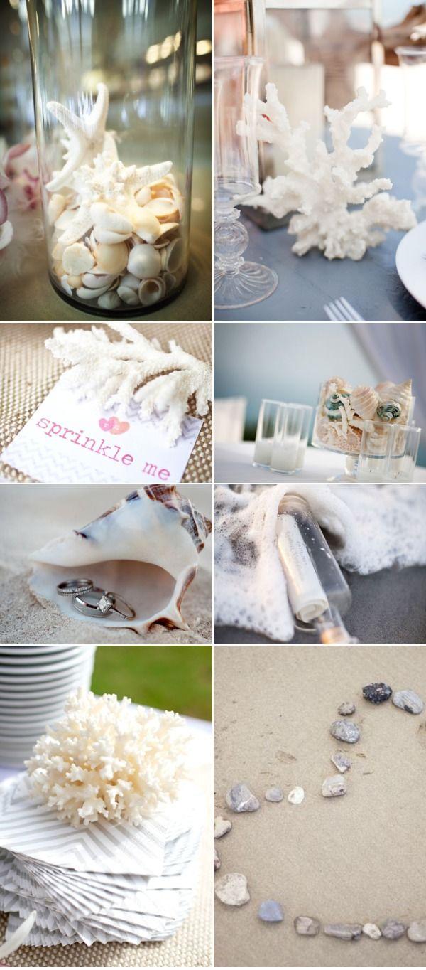 Beach Wedding Inspiration   <3   Pinterest   Beach wedding ...