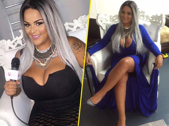 Sarah Des Anges 8 Change Totalement De Look People Webissimo Biz People Celebrities People Statement Necklace