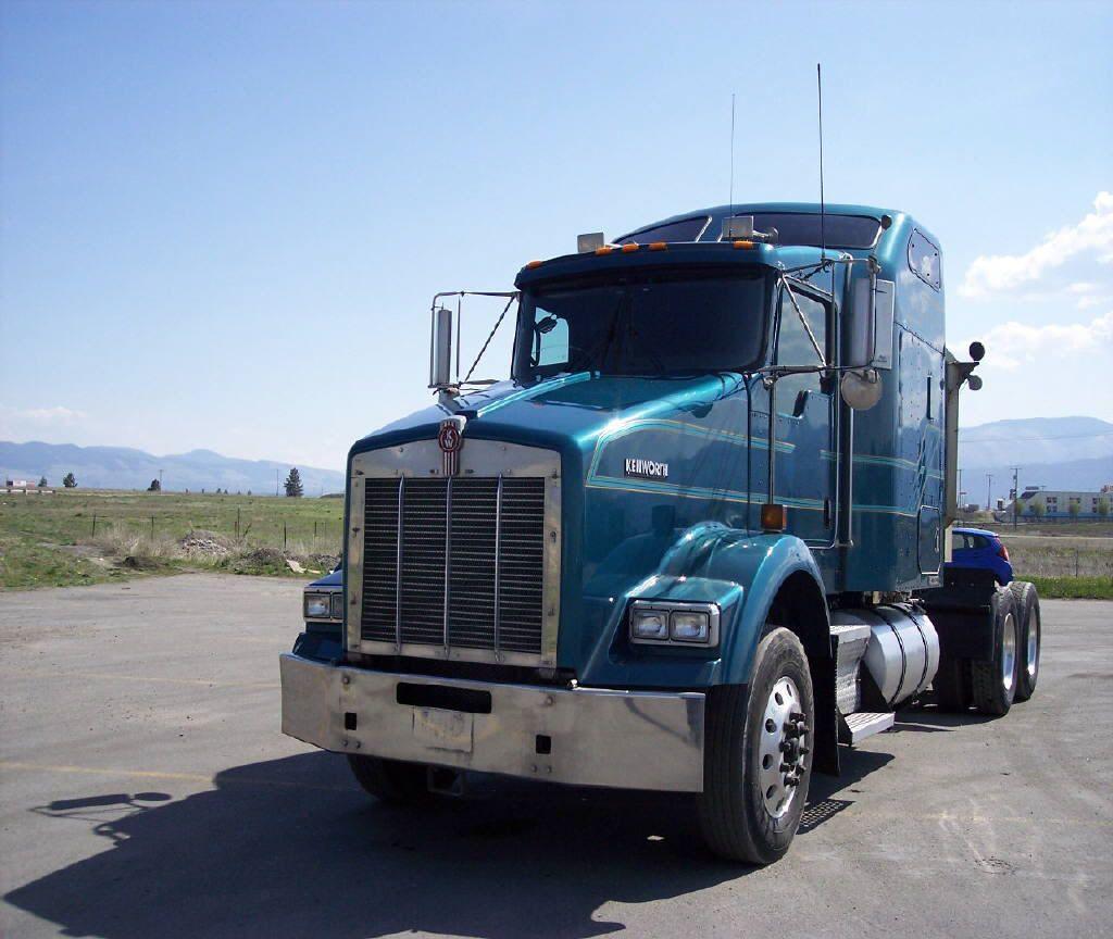 2007 Kenworth T800 Used trucks, Trucks, New trucks