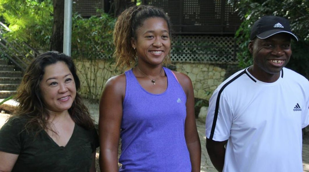 Naomi Osaka S Parents Tamaki Osaka Leonard Francois Osaka Tennis Players Serena Williams Body