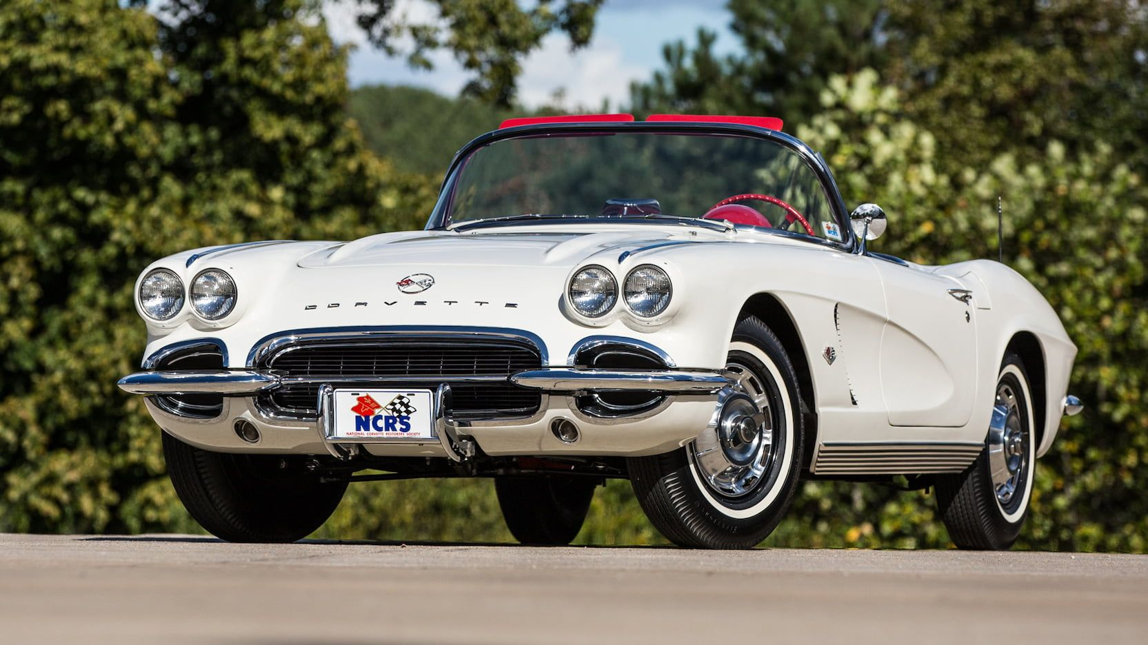 1962 Chevrolet Corvette Convertible Presented As Lot F193 At