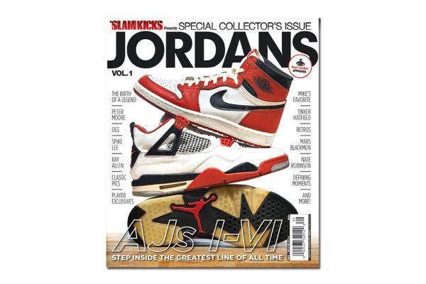 0e78f7aac774bb SLAM Magazine  JORDANS Vol. 1 Special Issue