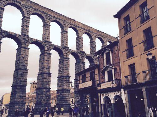 Segovia | Spain (by Nacho Coca)   Find me on Instagram