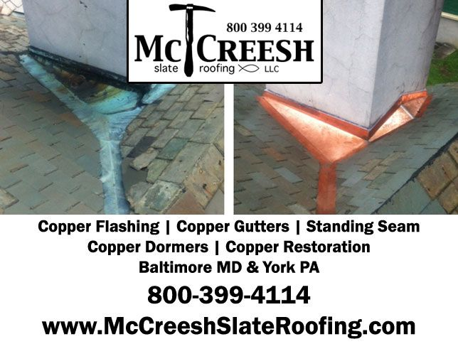 Pin On Copper Roofing Gutters