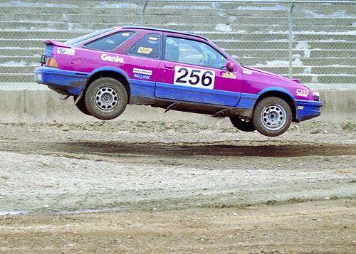 Merkur Xr4ti Rally Sprint Ford Sierra Sprinting Toy Car