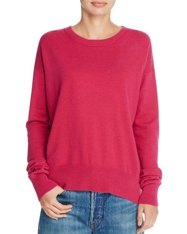 Vince Boxy Drop Shoulder Cashmere Sweater | Products | Pinterest ...