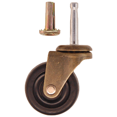 This Low Profile Caster Practically Disappears Under Your Cabinet Or Frame Great For Media Easels Mo Furniture Casters Cabinet Furniture Low Profile Casters