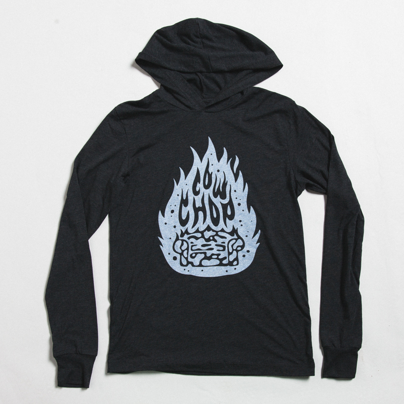 6ce61685 Cow Chop Lightweight Pullover Hoodie – Rooster Teeth Store   Cow ...