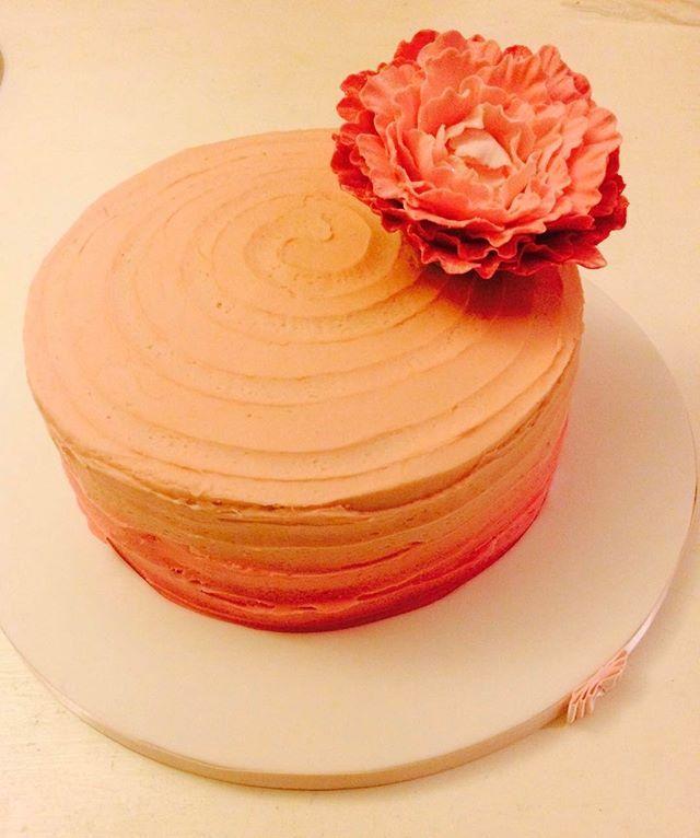 Ombré ombré ombré #ombré #cakes #wilmslow #lurpak #alderleyedge #manchester #cakedecorating #party #birthdaycake #weddingcakes #corporatecakes #biscuits #cookies #gifts #cheshire #buzzfeed #yum #huffposte #buzzfeast #huffingtonposte #instacake #weddinginspiration #icedbiscuits #thesecretbakery #cakedecorating #evedeso #eventdesignsource - posted by The Secret Bakery https://www.instagram.com/thesecretbakery1. See more Wedding Cake Designs at http://Evedeso.com