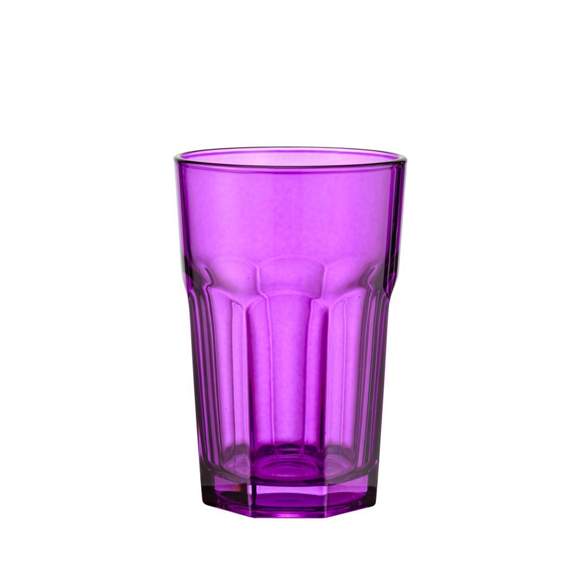 1,75€ me encantan éstos vasos de colores, los quiero todos!Éste es precioso,que pena que no haya rosa tambien.Vaso alto El Corte Inglés Casablanca. Ya tengo el morado,proximamente....otro color.