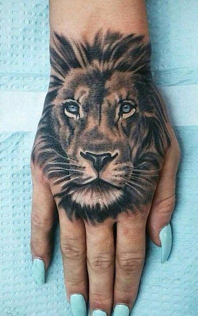 @Vannah2399 † | GABY | Tatuagem leão de juda, Tattoo leão ...