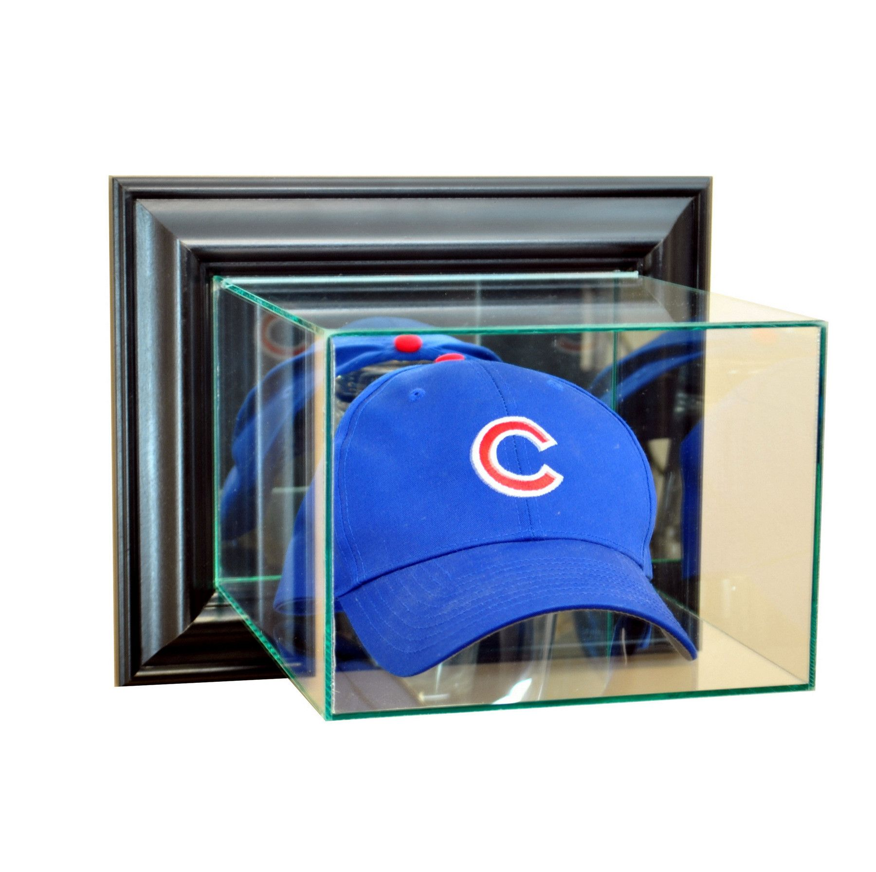 Wall Mounted Hat Display Case With Mirrors Hat Display Display Case Glass Display Case