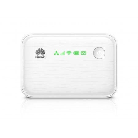 MODEM MiFi Huawei E5730 Huawei 4G LTE MiFi Cat 4 150 Mbps, White