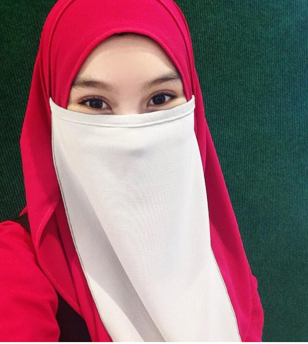 Niqabis | Wanita, Gaya hijab, Niqab