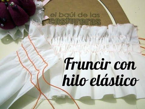 Click to watch and download video: 'Frunces con hilo elástico' with multiple formats 3gp, flv, mp4, HD, 4K video