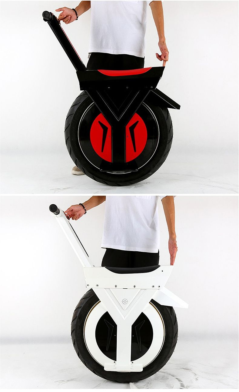 New Electric Unicycle Scooter 500w Motorcycle Hoverboard One Wheel
