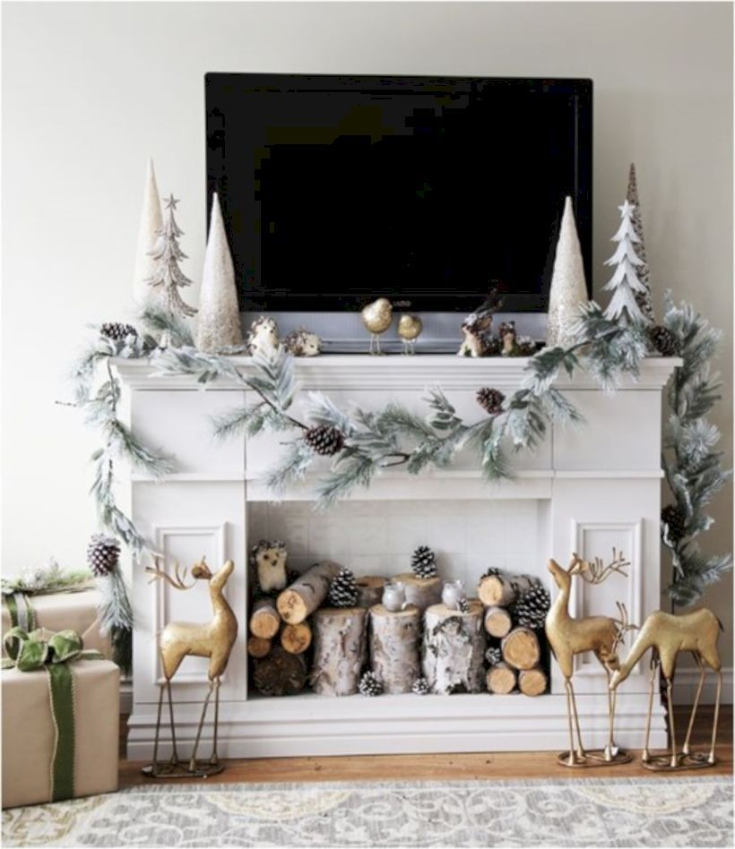 These Decorations Will Put You In The Mood For The Holidaze Holiday Room Holiday Room Decor Christmas Decorations Bedroom