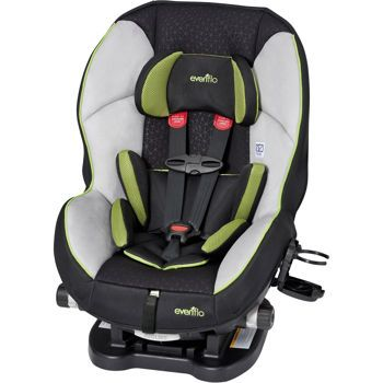 Costco EvenfloR TriumphR LX 65 Convertible Car Seat Colby