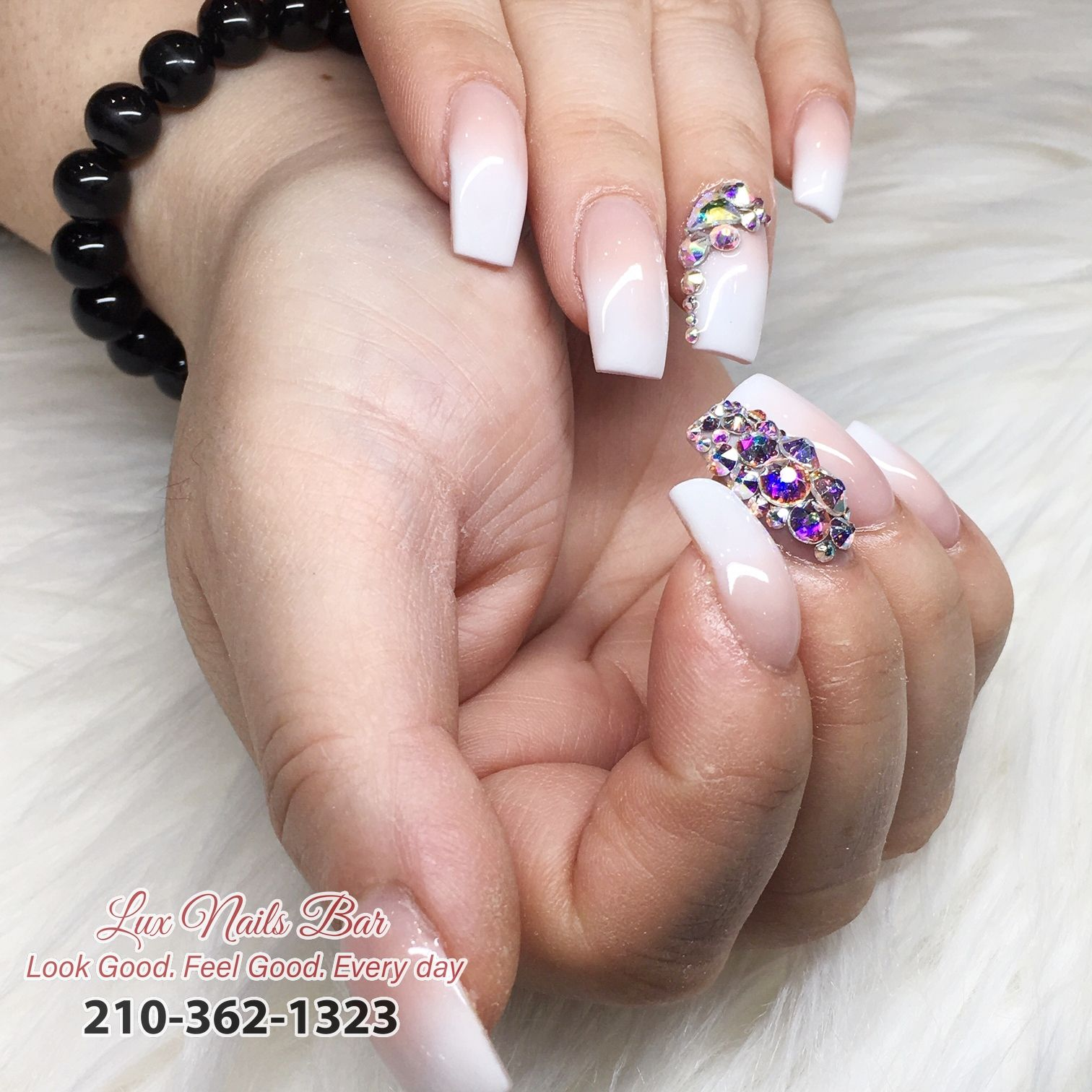 Lux Nails Bar Nails Salon In San Antonio Tx 78230 Lux Nails Manicure Nail Bar