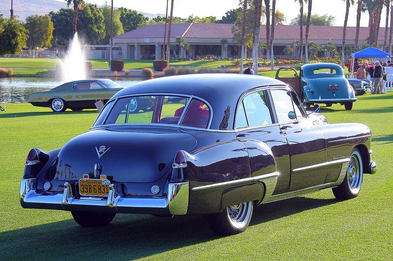 1949 cadillac series 62 4 door sedan rvr cadillac for 1949 cadillac 4 door
