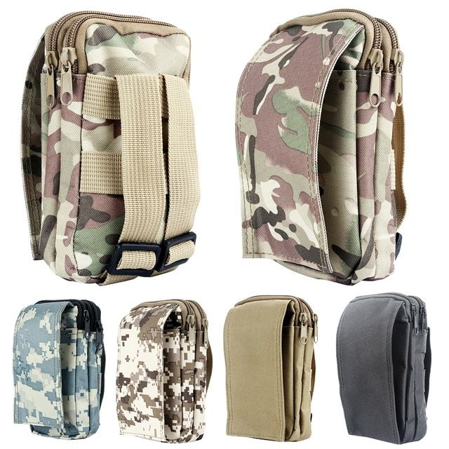 Back To Search Resultssports & Entertainment Climbing Bags High Quality Nylon Tactical Military Small Utility Pouch Nylon Bag Waterproof Mini Bagged Gear Tools Pouch Kit Accessories Bag