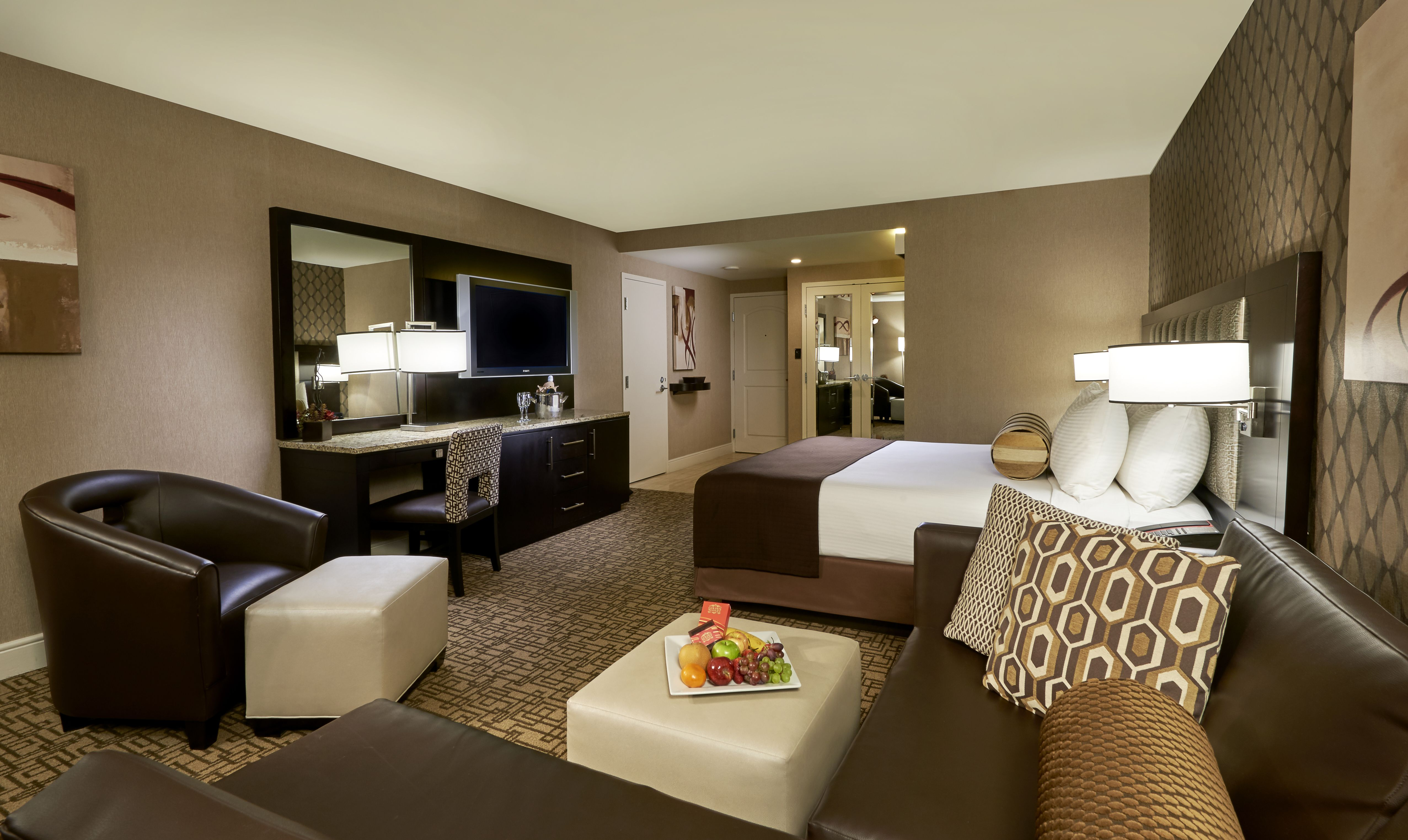 Gold Club Rooms Are The Most Affordable And Luxurious Suites In
