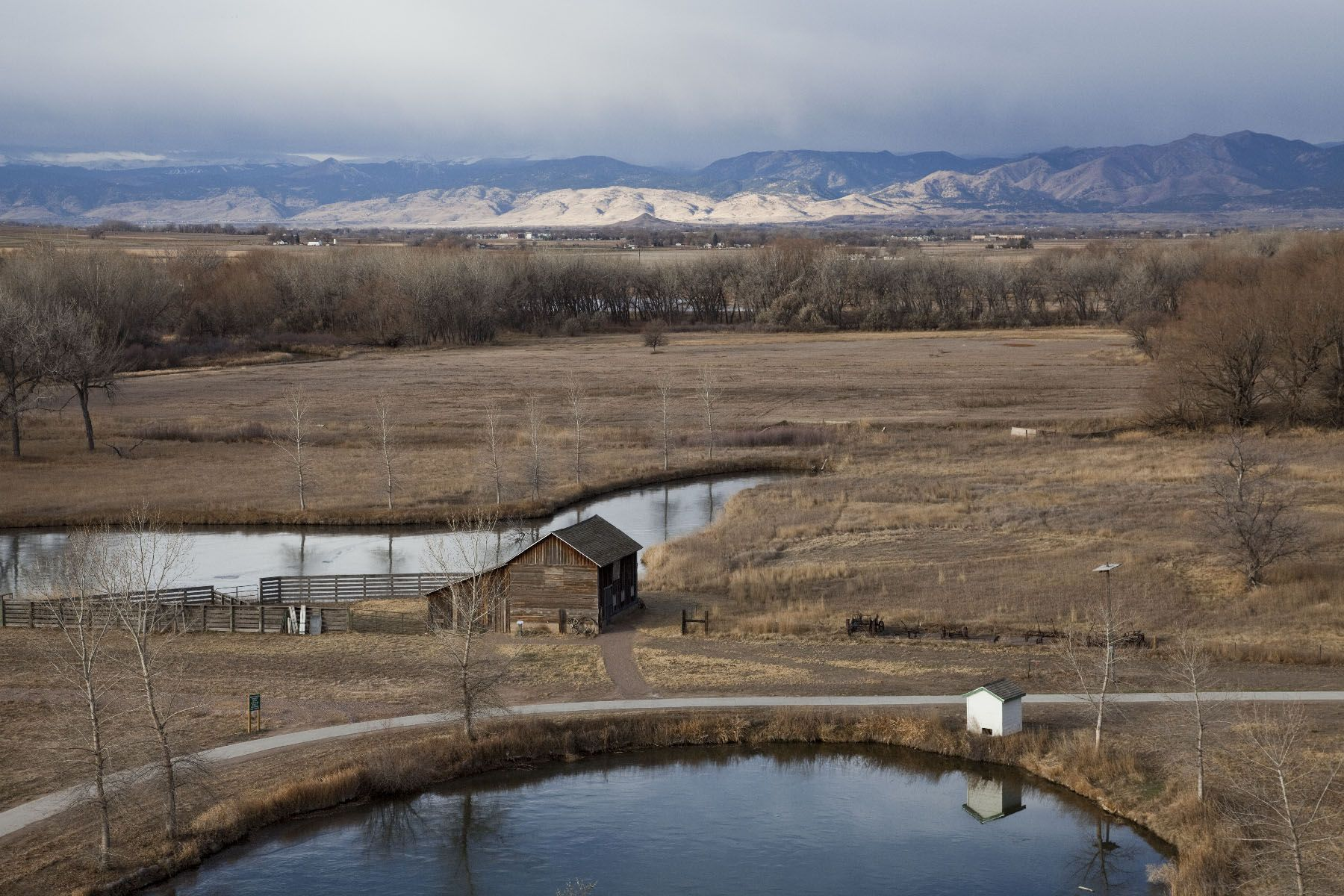 Longmont Sandstone Ranch Park 2525 3001 E Ken