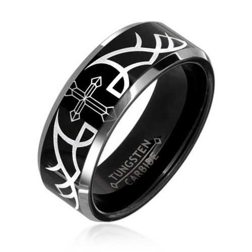 Best 25+ Gothic wedding rings ideas on Pinterest | Black diamond ...