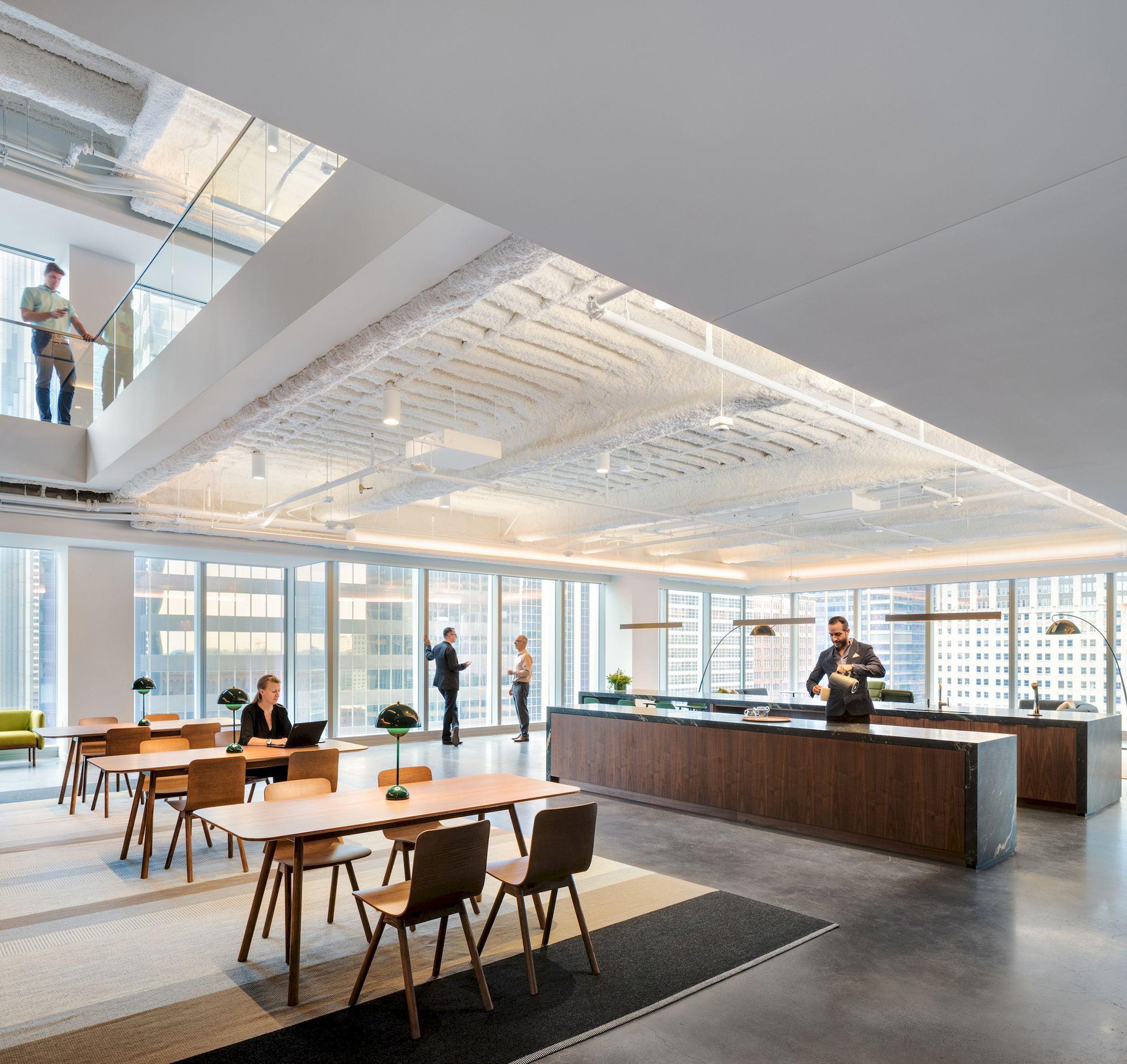 Hyatt Global Headquarters Contemporary Home Furniture