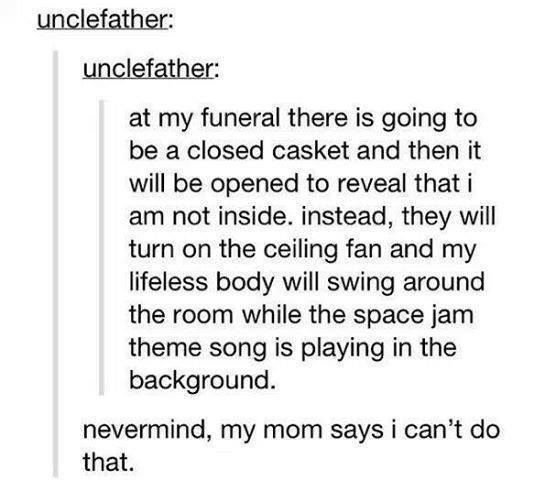 Pin By Kaitlyn Stoodley On Lol Funny Space Jam Theme Theme Song Casket