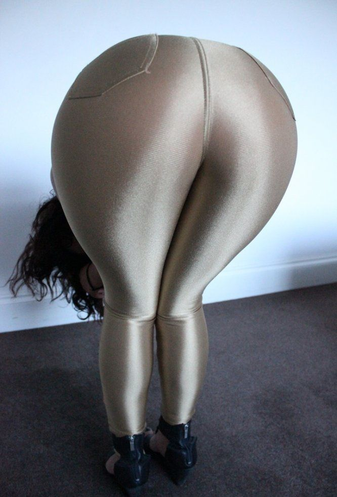 Shiny Silver Jeans | awesome big butt$ | Pinterest | Disco pants ...