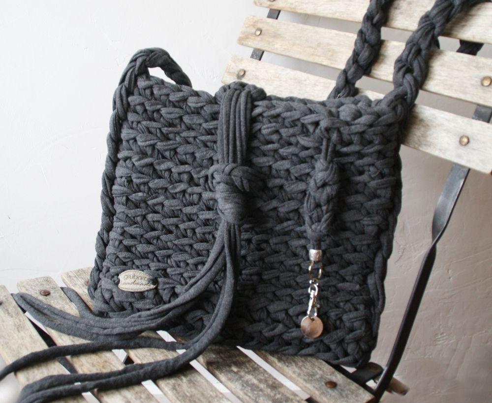 h kelshopper graphit w crochet inspiration h keln stricken und tasche h keln. Black Bedroom Furniture Sets. Home Design Ideas