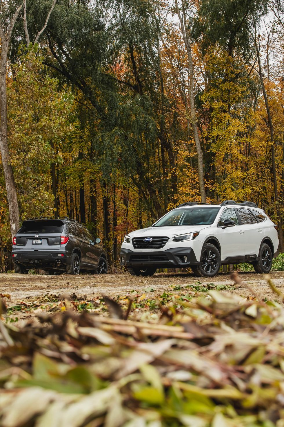 2020 Subaru Outback Vs 2019 Honda Passport Which Is The Better Mid Size Suv Subaru Subaru Outback Honda Passport