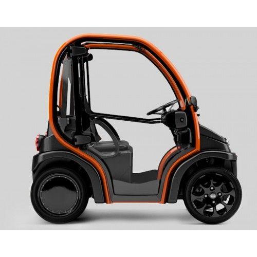 Elektro Estrima Biro 45 Km H Elektrofahrzeug Elektro Automobil