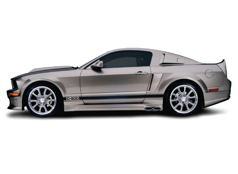 Beautiful 2005 Ford Mustang Gt Eleanor Body Kit 39 For Your Small