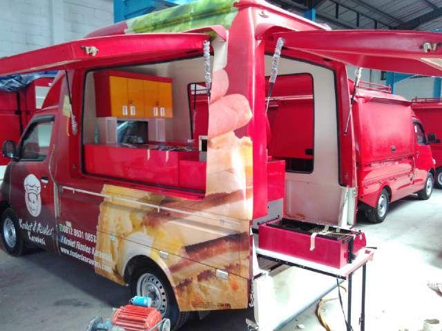 Customize Mobil Toko Jualan Risoles Lebih Asyik Pake Mobil Toko Mobil