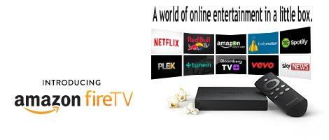 Enjoy Netflix Amazon Prime Instant Video Spotify And A World Of