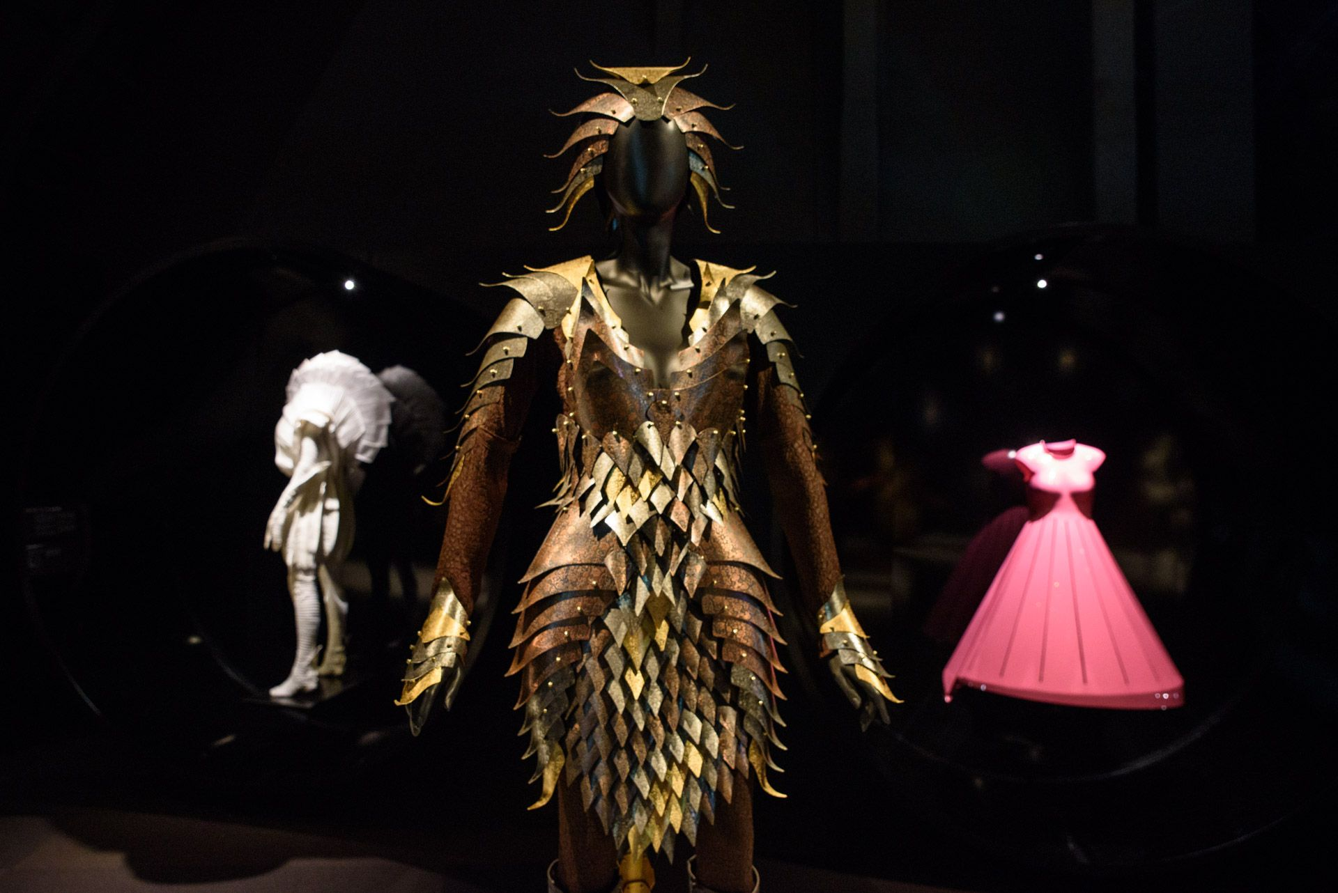 World of WearableArt™   Opened at EMP July 2, 2016; Closed January 2, 2017.