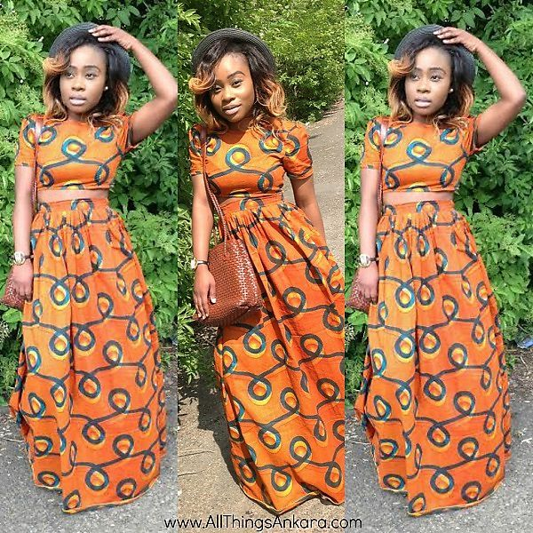 60 Ways to Style Your Ankara Skirts - Wedding Digest Naija | African ...
