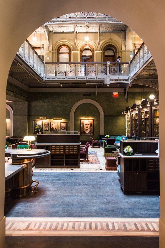 Habitually Chic® » The Beekman Hotel