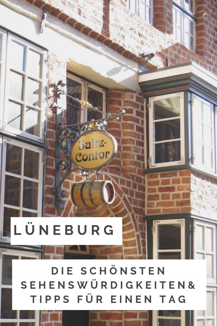 Lüneburg Sehenswürdigkeiten: Ein perfekter Ausflug in die alte Salzstadt #vacationdestinations
