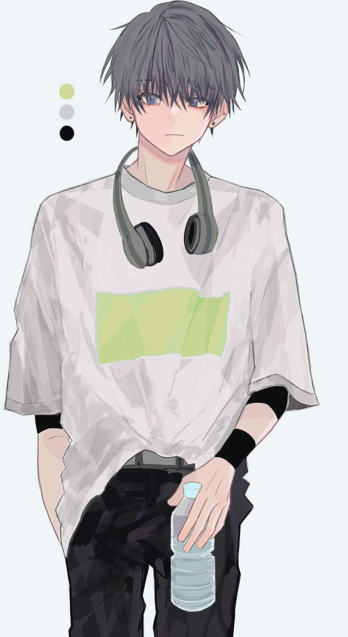 Notitle In 2020 Anime Drawings Boy Anime Characters Cute Anime Character
