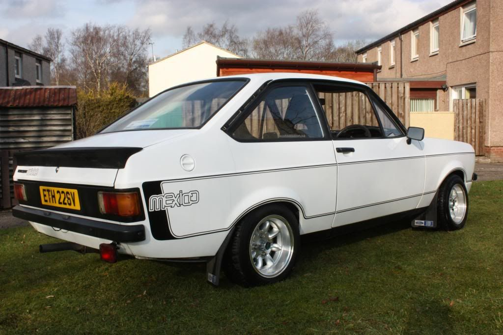ford escort mexico | Ford Escort | Pinterest | Ford escort, Ford ...