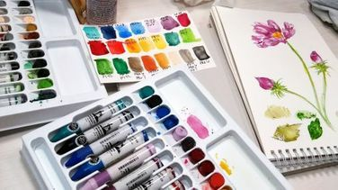 Review: American Journey Watercolor Sticks