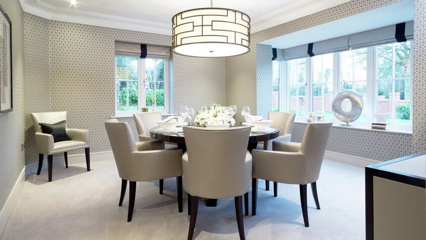 Show Home Room By Hamilton Place In Checkendon From Millgate Homes