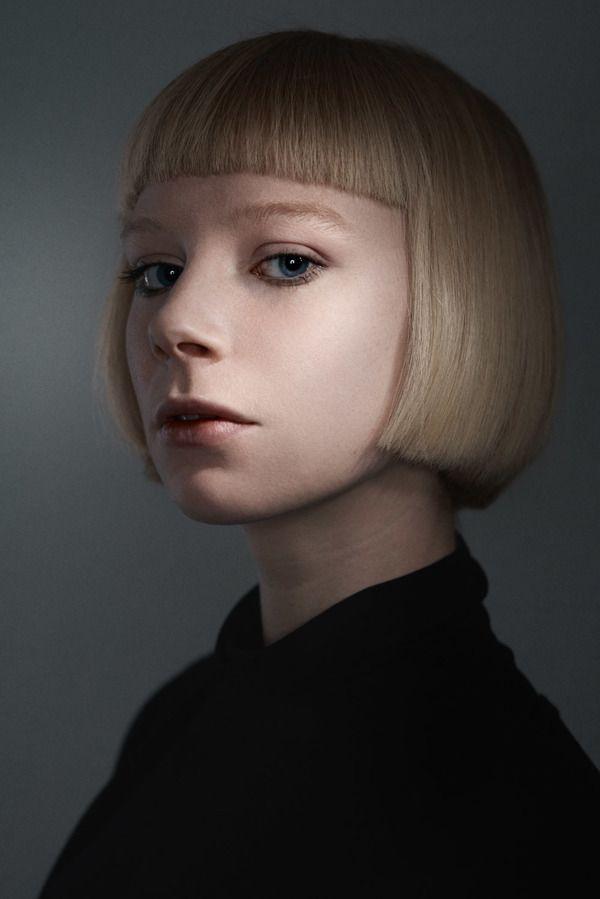 Portraits - updated 05-22 by Samuel Pettersson, via Behance