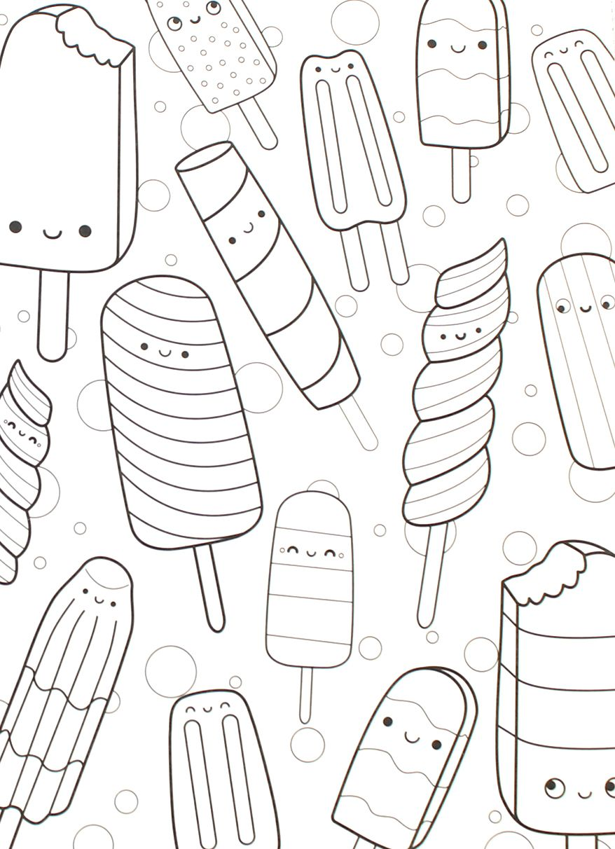 Cute Coloring Pages For Adults To Print Amazing Design