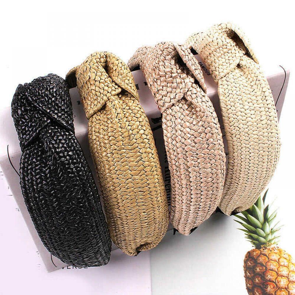 PU Leather Headbands Hairbands Hair Hoop Bands Bohemia Girls Hair Accessories